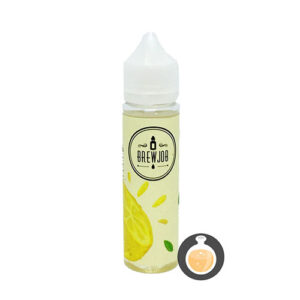 Brew Job - Freezy Lemon - Vape E Juices & E Liquids Online Store | Shop