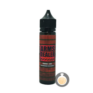 Arms Dealer - Strawberry Buckshot - Malaysia E Juice & E Liquid Store
