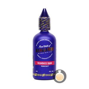 Bangsawan - Strawberry Apple - Vape E Juices & E Liquids Online Store