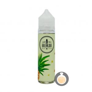 Brew Job - Freezy Pineapple - Vape E Juices & E Liquids Online Store