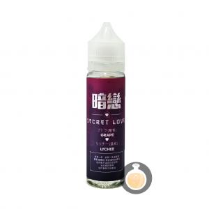 Brew Job - Secret Love - Vape E Juices & E Liquids Online Store | Shop