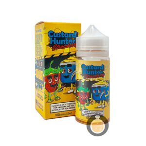 Capo - Custard Hunter Strawberry - Vape E Juices & E Liquids Online