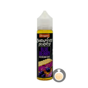 Chinggey Darkness Series - Blueberry Icecream Cake - E Juices