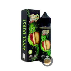Cloud Whisper - Apple Burst - Malaysia Best Vape Juice & E Liquid Shop