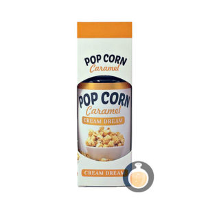 Cream Dream - Pop Corn Caramel