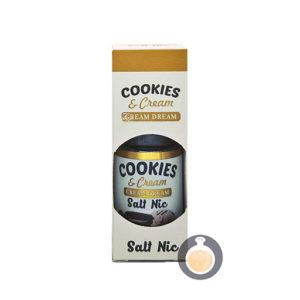 Cream Dream - Salt Cookie _ Cream