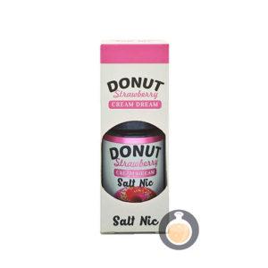 Cream Dream - Salt Donut Strawberry