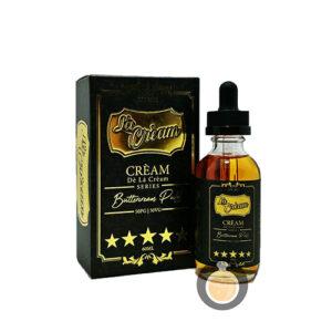 De La Cream Series - Buttercream Puff - Vape E Juice & E Liquid Store