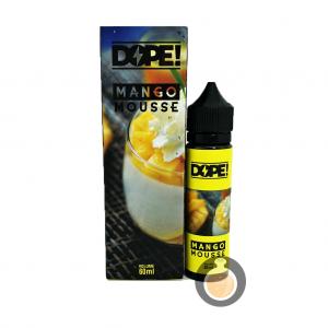 Dope - Mango Mousse - Malaysia Best Online Vape Juice & E Liquid Store