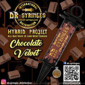 Dr Syringes - Chocolate Velvet - Vape E Juices & E Liquids Online Store