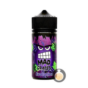 Evolution - Mad Grapes - Malaysia Online Vape E Juice & E Liquid Store