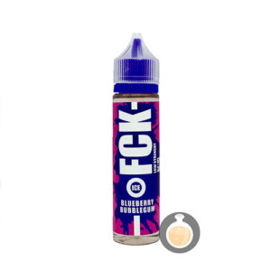 FCK ICE - Blueberry Bubblegum - Vape E Juices & E Liquids Online Store