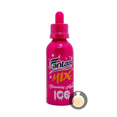 Fantasi - Mix Strawberry Apple - Malaysia Vape Juice & E Liquid Store