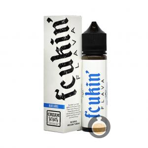 Fcukin' Flava Creamy Series - Blue Label - Vape E Juices Store