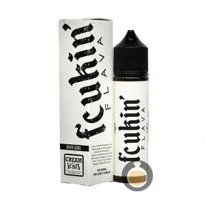 Fcukin' Flava Creamy Series - White Label - Vape Juices & E Liquids Store