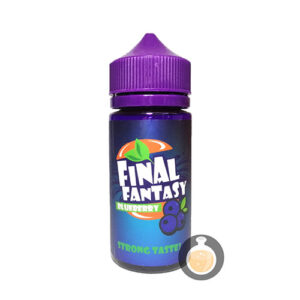 Final Fantasy - Blueberry - Vape E Juices & E Liquids Online Store | Shop