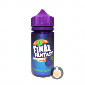 Final Fantasy - Blueberry - Vape E Juices & E Liquids Online Store | Shop