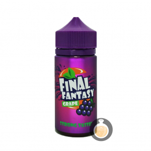 Final Fantasy - Grape - Best Vape E Juices & E Liquids Online Shop