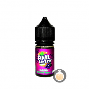 Final Fantasy - Grape Salt Nic - Vape E Juice & E Liquid Online Store