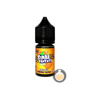 Final Fantasy - Orange Salt Nic - Vape E Juice & E Liquid Online Store