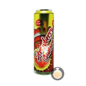Fizzy - Strawberry Custard - Malaysia Online Vape E Juice & E Liquid Store