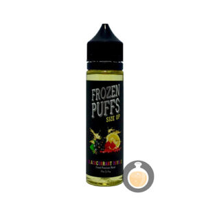 Frozen Puffs - Size Up Blackcurrant Royale - Vape Juices & E Liquids Store
