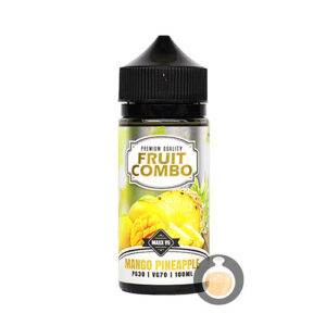 Fruit Combo - Mango Pineapple - Best Online Vape Juice & E Liquid Shop