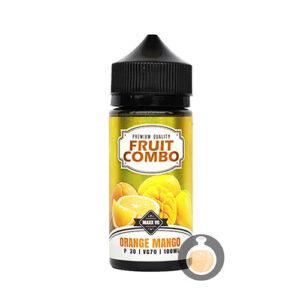 Fruit Combo - Orange Mango - Malaysia Best Vape Juice & E Liquid Store