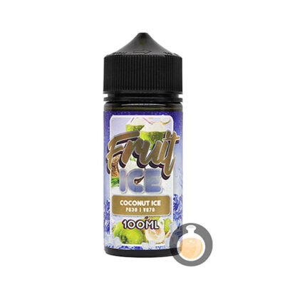 Fruit Ice - Coconut - Malaysia Best Vape E Juices & E Liquids Online Store