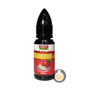 Horny Flava - Red Apple Cold Brew - Vape Juices & E Liquids Online Store
