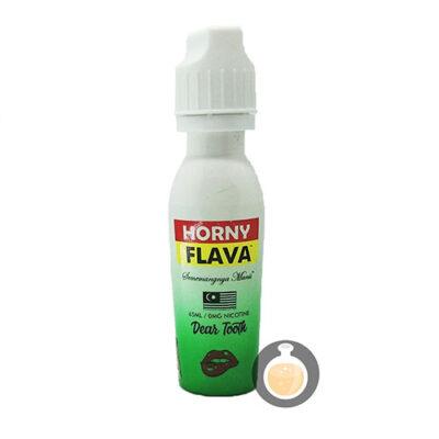 Horny Flava - Dear Tooth - Malaysia Online Vape Juice & E Liquid Store