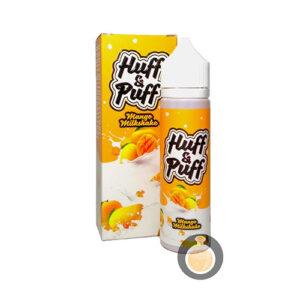 Huff & Puff - Mango Milkshake - Vape E Juices & E Liquids Online Store