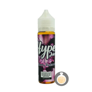 Hype Juice - Blueberry Blackcurrant - Malaysia Best Vape E Liquid Shop