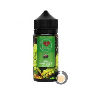 I Love Shisha - Grape - Malaysia Vape E Juices & E Liquids Online Store