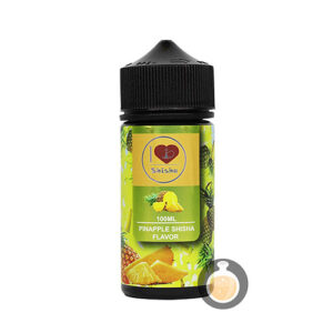 I Love Shisha - Pineapple - Malaysia Vape Juices & E Liquids Online Store