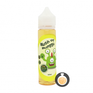 Monster Vape - Mash Up Mangga - Vape E Juices & E Liquids Online Store