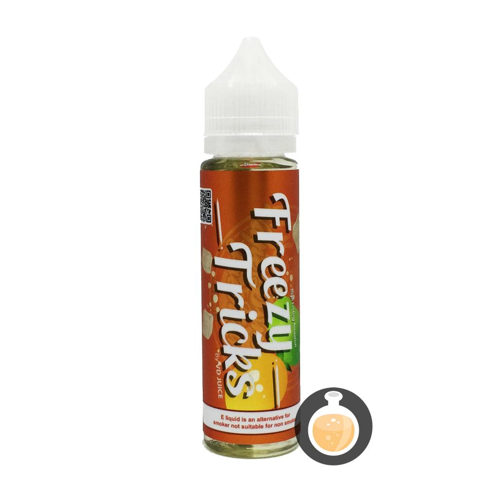 VD Juice - Freezy Tricks Mix Mango - Wholesale Vape Juice