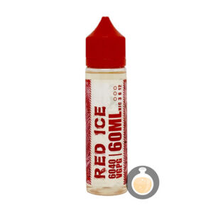 Ice - Red Ice - Malaysia Vape E Juices & E Liquids Online Store | Website