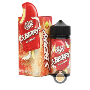 Ice Cream - Is Berry - Malaysia Best Online Vape Juice & E Liquid Shop