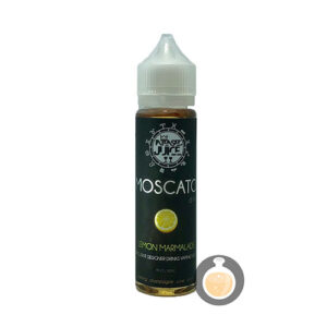 Intensed Juice - Moscato d'Asti Lemon Marmalade - Vape Juice & E Liquid