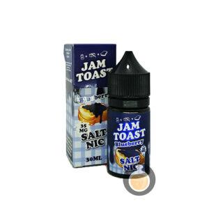 Jam Toast - Blueberry Salt Nic - Vape E Juices & E Liquids Online Store