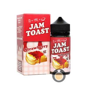 Jam Toast - Strawberry