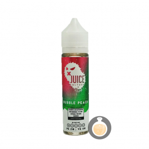 Juice Culture by Hype Juice - Bubble Peach - Best Online Vape E Liquid