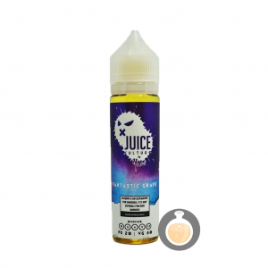 Juice Culture by Hype Juice - Fantastic Grape - Online Vape E Liquid