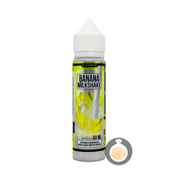 Juicewerk & Co - Banana Milkshake - Vape E Juices & E Liquids Store