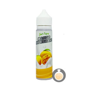 Just Enjoy - Mango Milkshake - Vape E Juices & E Liquids Online Store