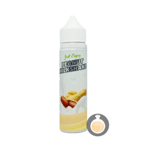 Just Enjoy - Peanut Milkshake - Vape E Juices & E Liquids Online Store