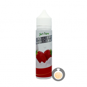 Just Enjoy - Strawberry Milkshake - Vape E Juices & E Liquids Online Store