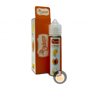 La Cream - La Fruitte Series Fantastic Mango - Vape E Juices & E Liquids