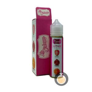 La Cream - La Fruitte Series Hawaiian Punch - Vape E Juices & E Liquids